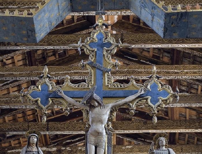 Dalla scultura lignea all'Assunta: un viaggio tra i tesori di Collesano