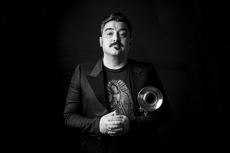 """Castelbuono Jazz Festival: chiusura con Roy Paci e il suo """"Carapace"""""""