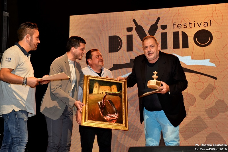 DiVino Festival, premiati Gianfranco Vissani e Marisa Fumagalli
