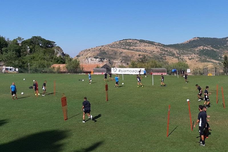 """Palermo, verso l'esordio ancora test sulle Madonie: ed è """"caccia"""" ad un 2001"""