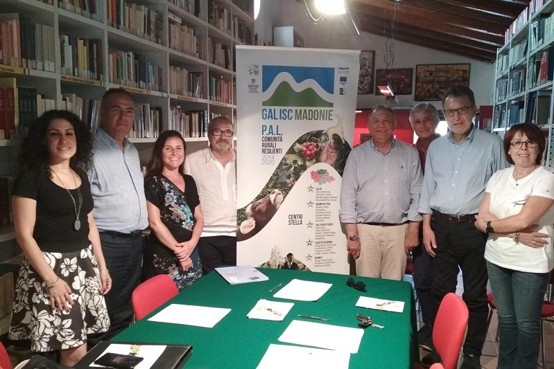 Alia, Bompietro, Caltavuturo, Castelbuono e Gangi: ecco i Centri Stella del Gal Madonie