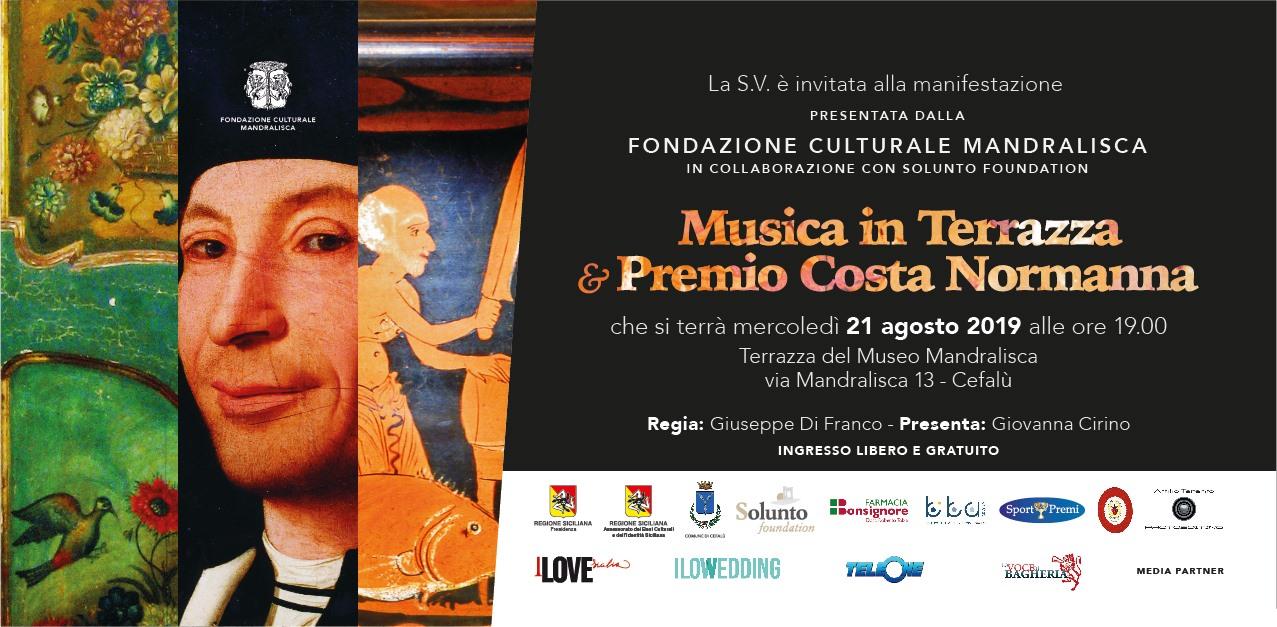 """Musica e cultura al Museo Mandralisca con il """"Premio Costa Normanna"""""""