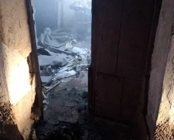 Incendiato il portone di un magazzino del presidente del Consiglio di Castellana