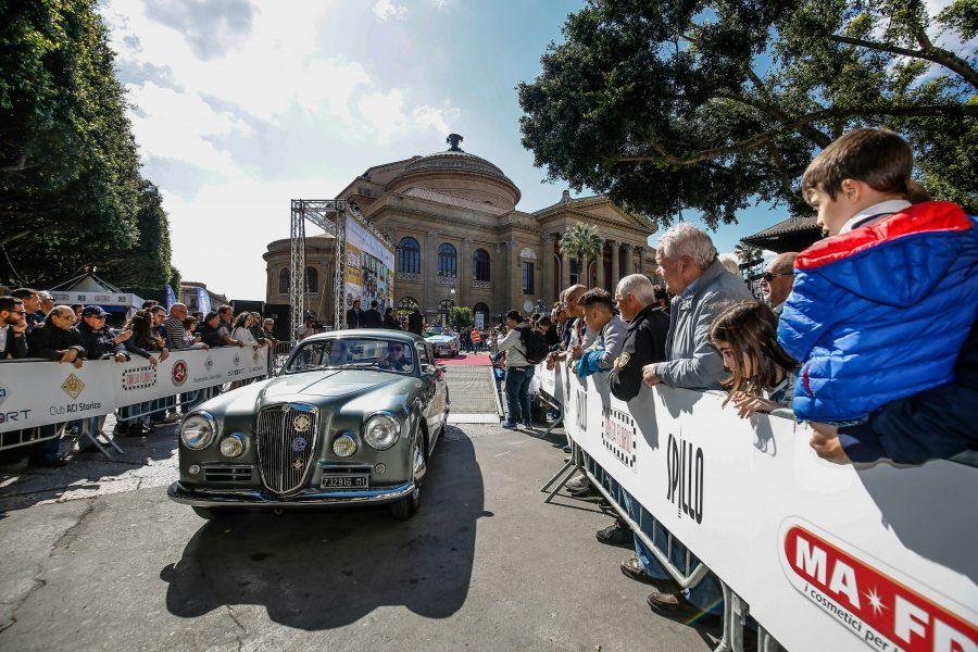 Dall'Australia agli Stati Uniti: quasi 200 gli equipaggi per la Targa Florio Classica