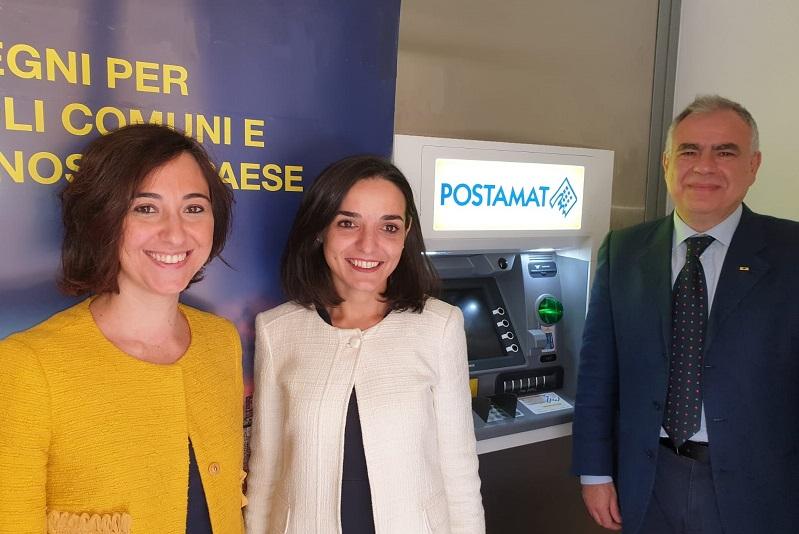 Poste Italiane potenzia i servizi a Pollina: installato un nuovo Postamat