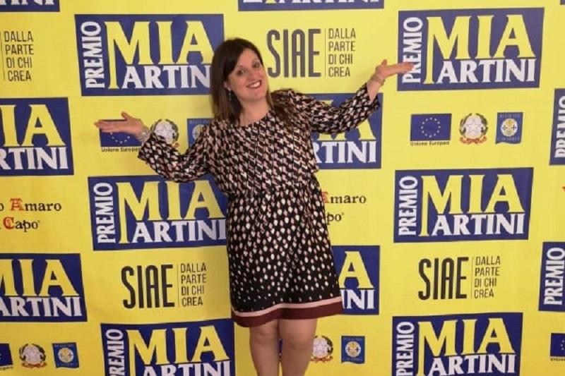 Paola Milio alla finalissima del concorso Mia Martini: in 3 giorni si gioca tutto
