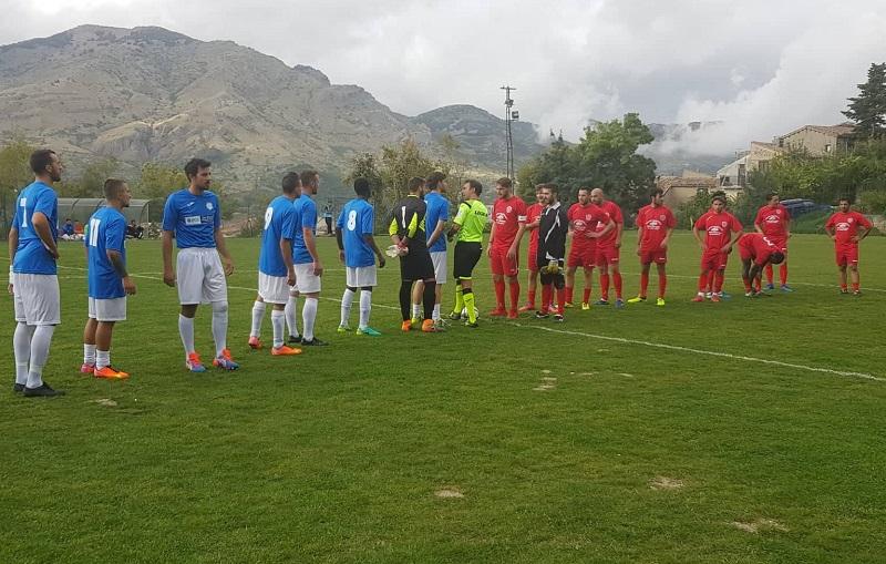 Finisce 0-0 il primo storico derby delle petralie in prima categoria