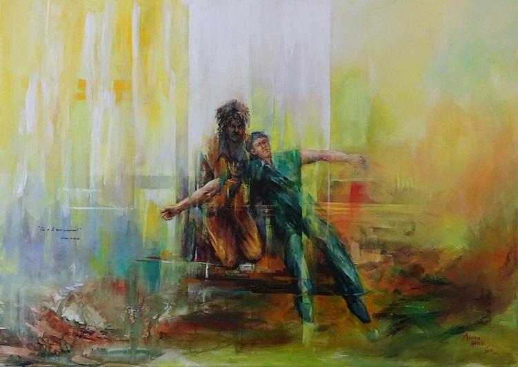 """A Cefalù la prima collettiva d'arte """"missionaria"""""""