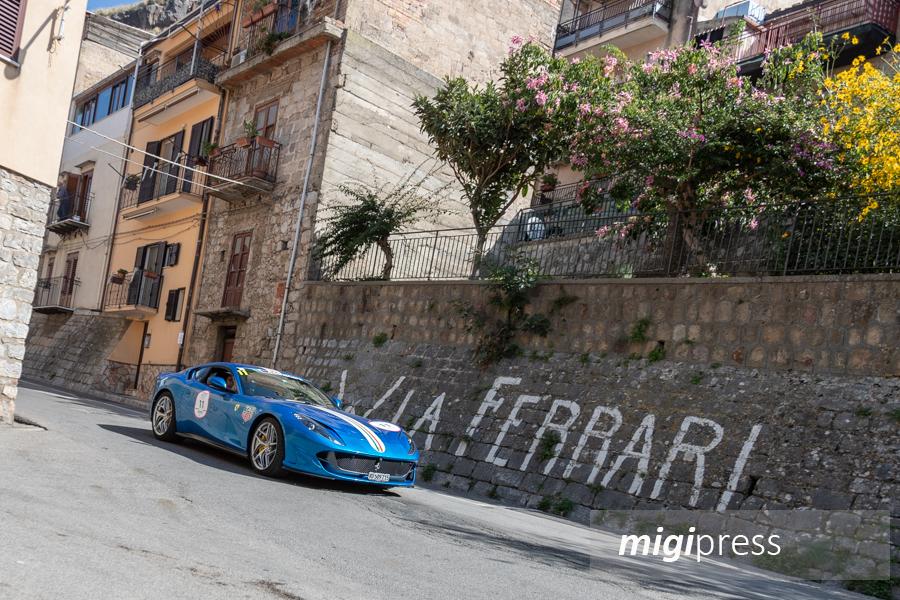 La Targa Florio rivive tra i borghi e la gente delle Madonie – LE FOTO