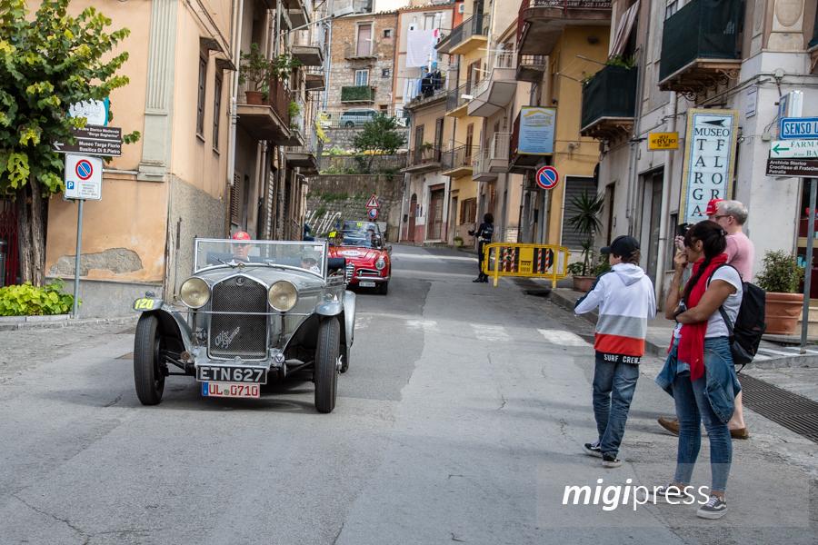 """""""Targa Florio Classica"""": lo spettacolo delle auto storiche torna sulle Madonie"""
