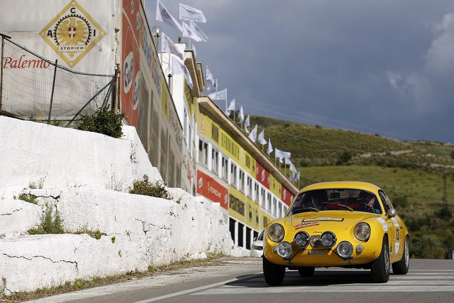 Targa Florio Classica e Ferrari Tribute: il percorso della gara