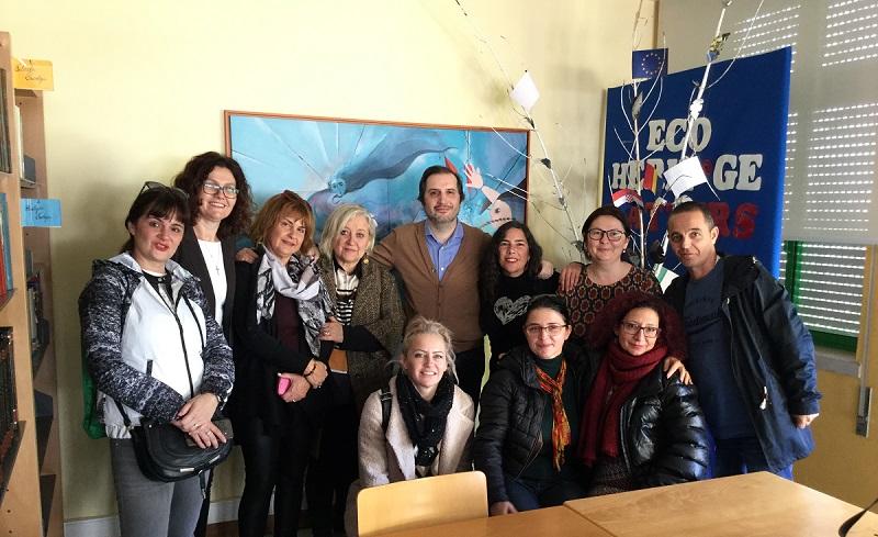 Difesa del patrimonio eco-culturale: nuovo progetto Erasmus per l'Istituto Polizzano