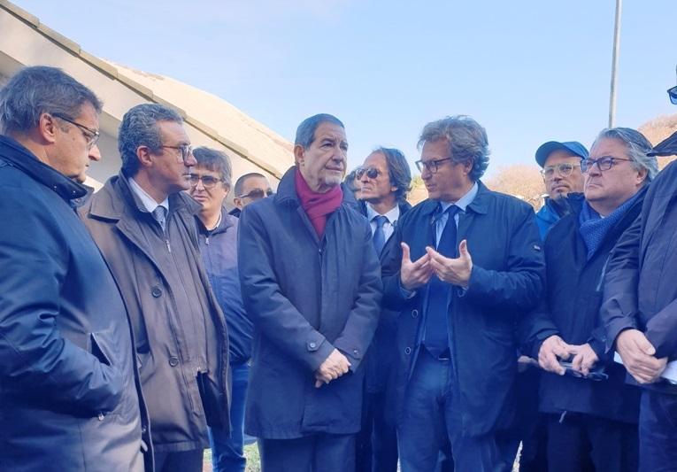 Piano Battaglia, Musumeci mantiene la promessa: vertice a Palermo