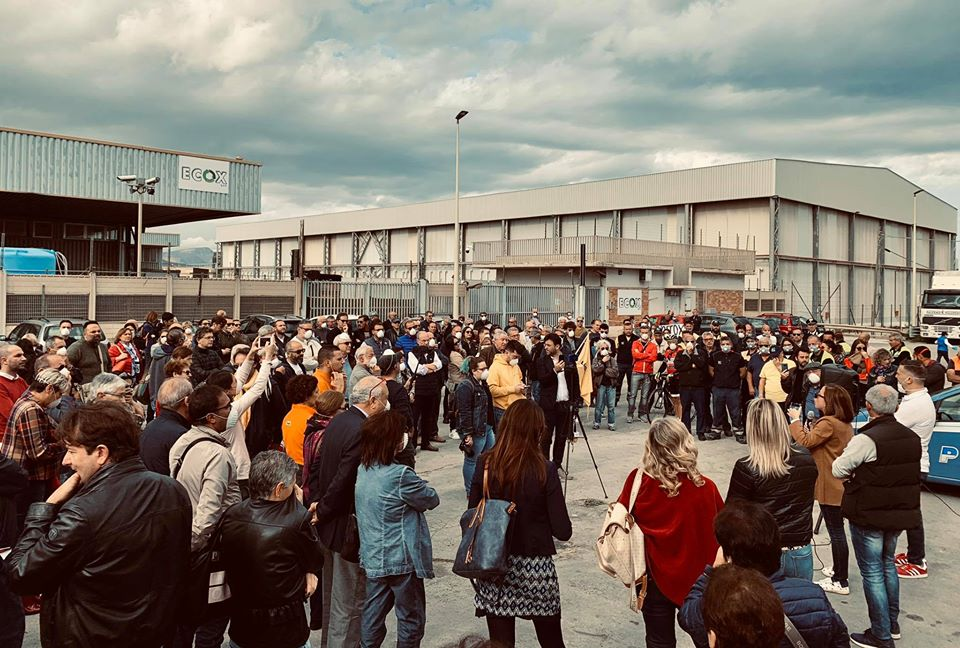 """No Ecox, la proposta di Angelo Cascino: """"fermiamoci tutti per un'ora"""""""