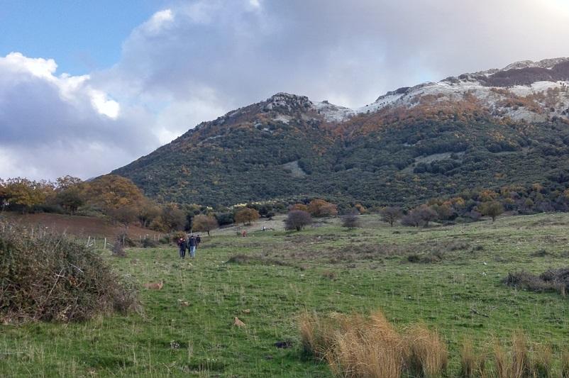 La porta delle Madonie: un'escursione con il Wwf su Monte Cucullo