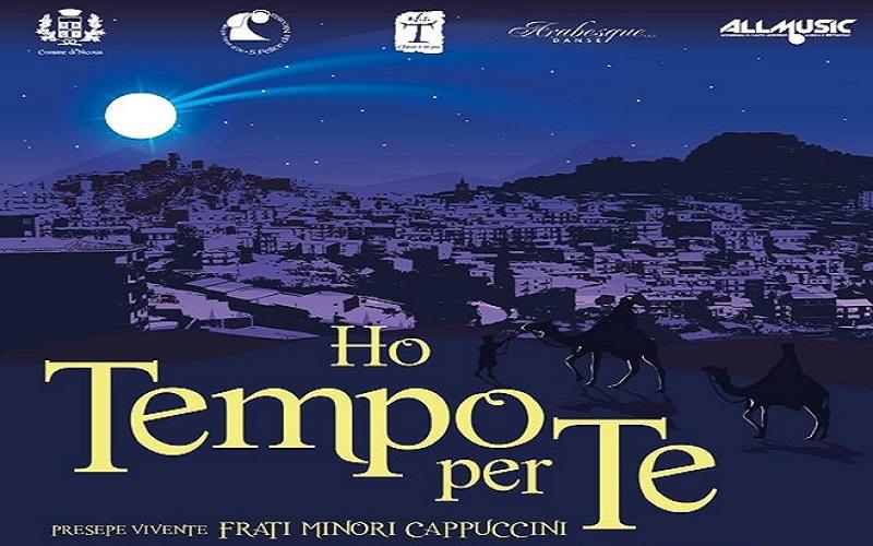 Nicosia, dal 3 al 5 gennaio il presepe vivente dei Frati Cappuccini