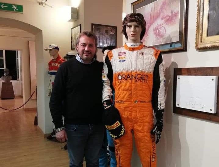 Nel museo della targa Florio anche un reperto del pilota Simone Campedelli