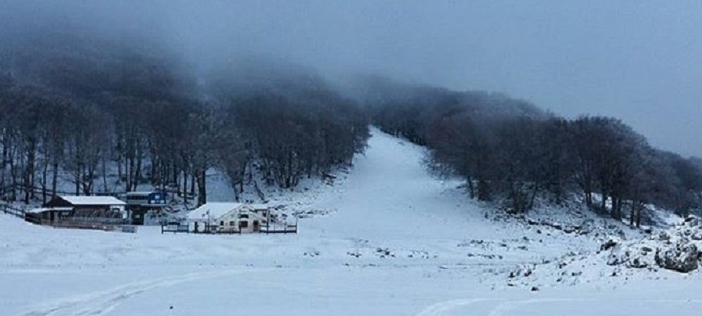 Torna la neve a Piano Battaglia e sulle Alte Madonie