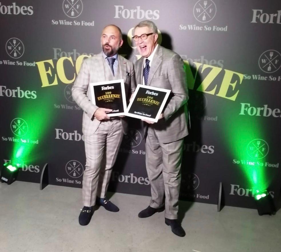 La cantina gangitana Tenuta San Giaime tra le 100 eccellenze italiane per Forbes