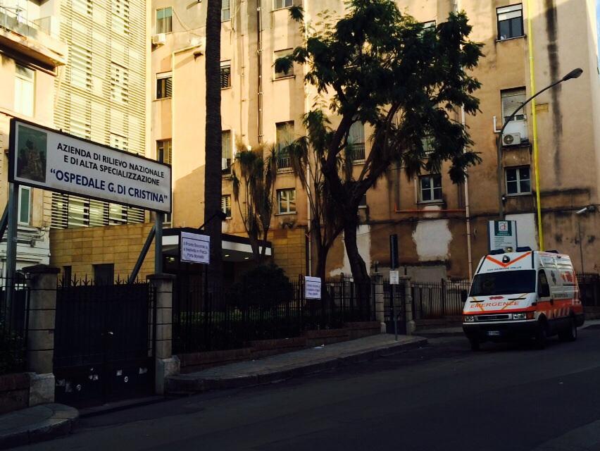 Tragedia al Di Cristina, muore di polmonite una bambina di 5 anni