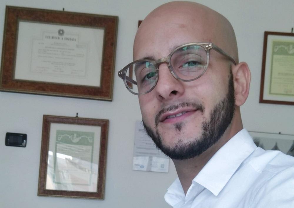 """Roberto Alleri: """"Io, il primo laureato telematico con una tesi sulle Madonie"""""""