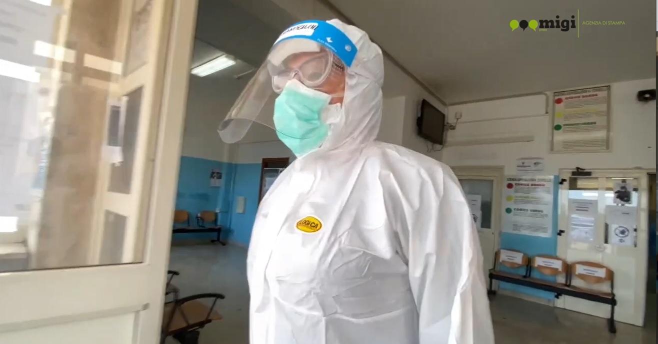 Coronavirus, contagi a Campofelice di Roccella e Sciara