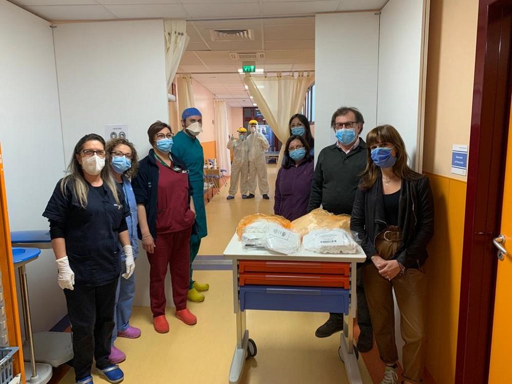 Oltre 5 mila mascherine per medici e infermieri: la donazione di Opi Palermo