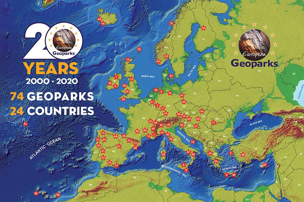 La settimana europea dei Geopark sarà virtuale: ecco il programma sulle Madonie
