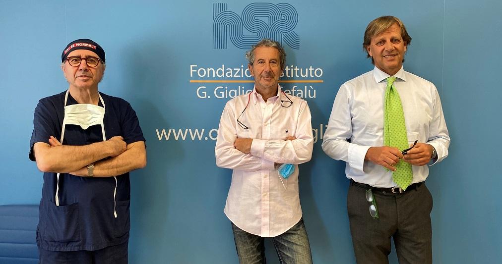 Al Giglio di Cefalù arriva l'intensivista Gregoretti: a breve la nuova terapia intensiva