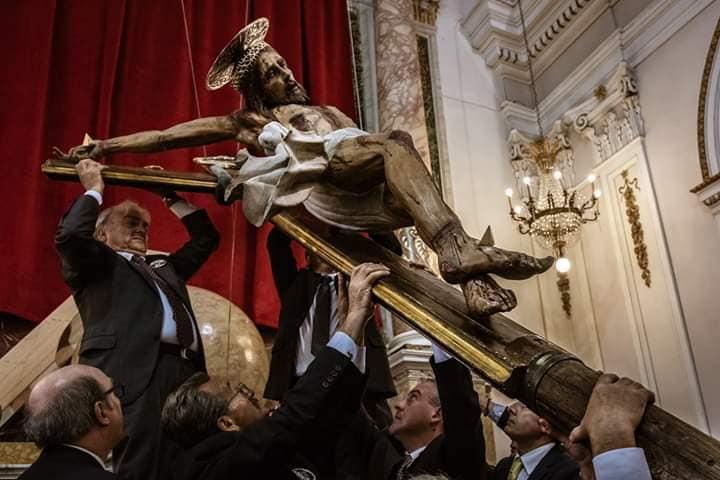 Geraci Siculo, un video per celebrare la festa del Santissimo Crocifisso