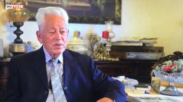 Morto il giornalista Mario Lombardo, giudice popolare al maxiprocesso