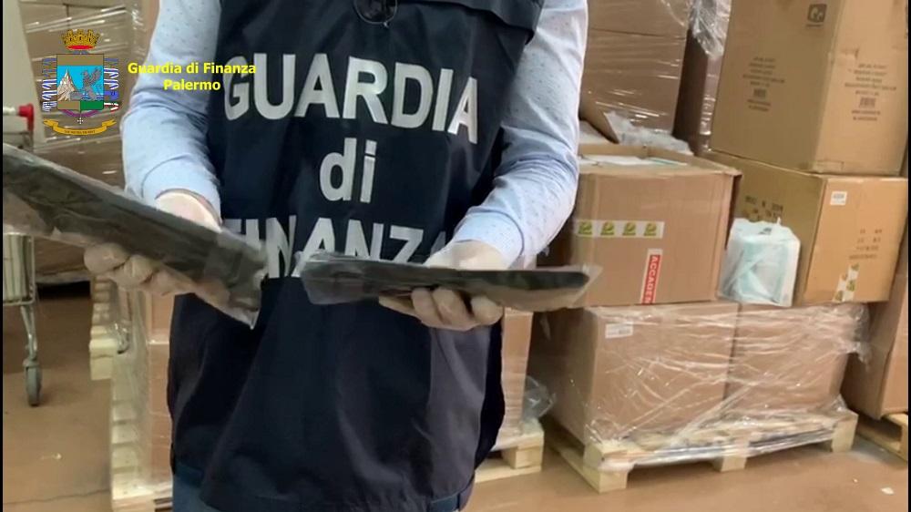 Sequestrate oltre 40 mila mascherine prive dei requisiti di sicurezza
