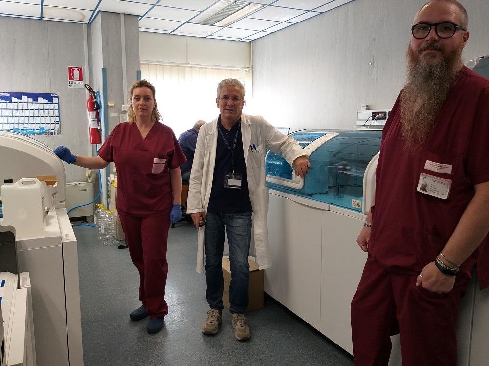 Test sierologici per il coronavirus, al Giglio test anche agli esterni