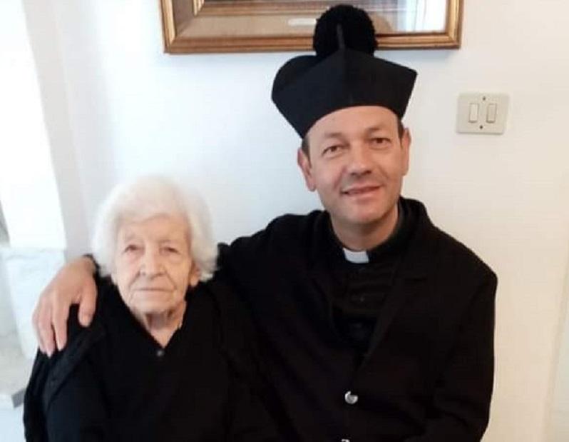 Auguri nonna Nazarena: nel borgo madonita si celebrano i suoi 100 anni