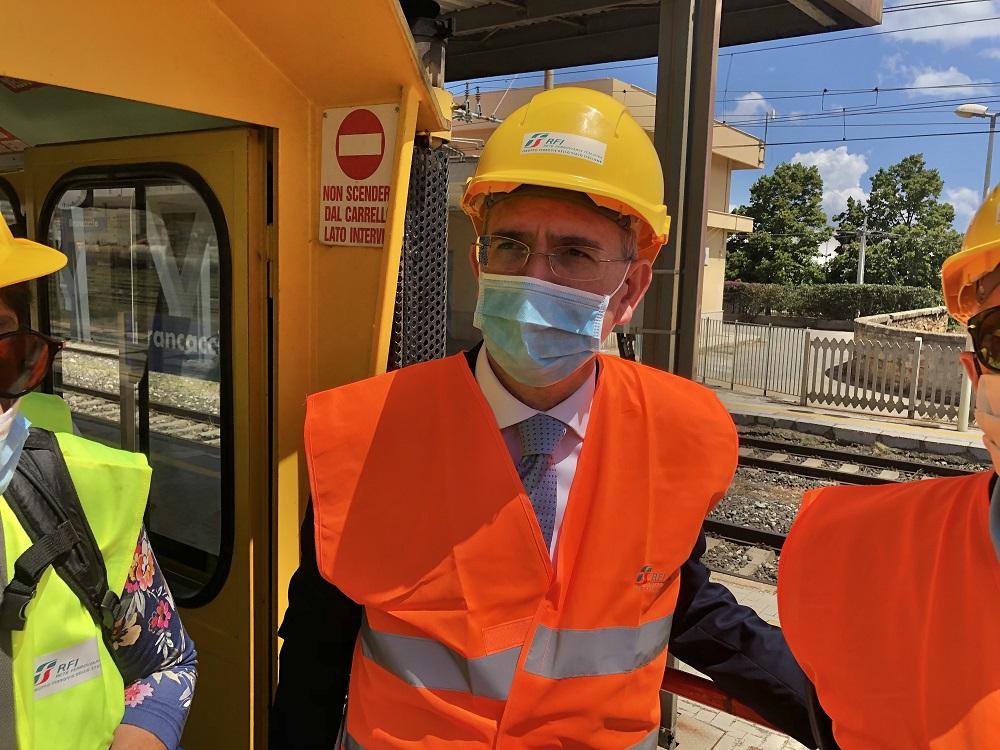 """Passante ferroviario Cefalù-Punta Raisi, verso l'apertura del """"nodo"""" Maredolce"""