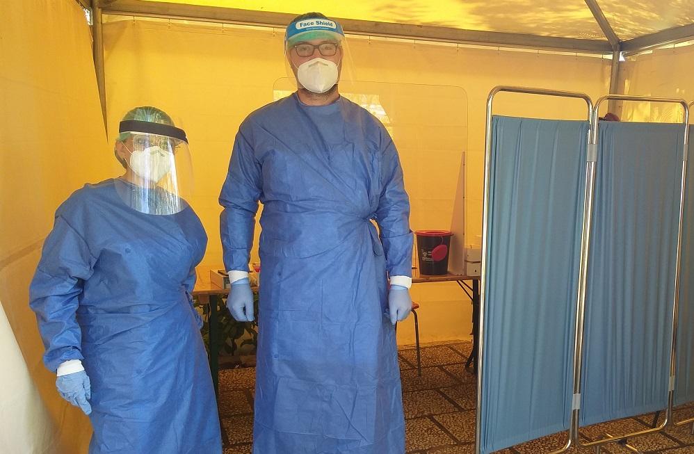 Al Giglio tamponi e sierologico per il coronavirus per esterni e Rsa