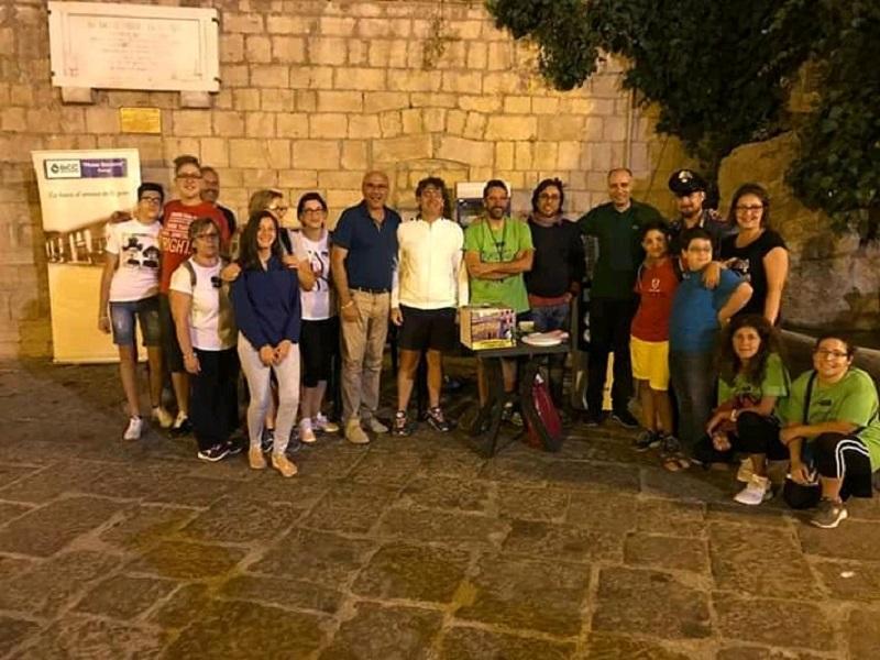 """Torna la """"Camminata nel Borgo"""": la sfida a coprire 24 ore continue"""