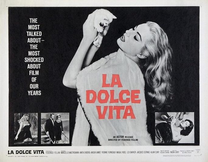 Il cinema sotto le stelle nel Borgo: omaggio a Fellini e Sordi