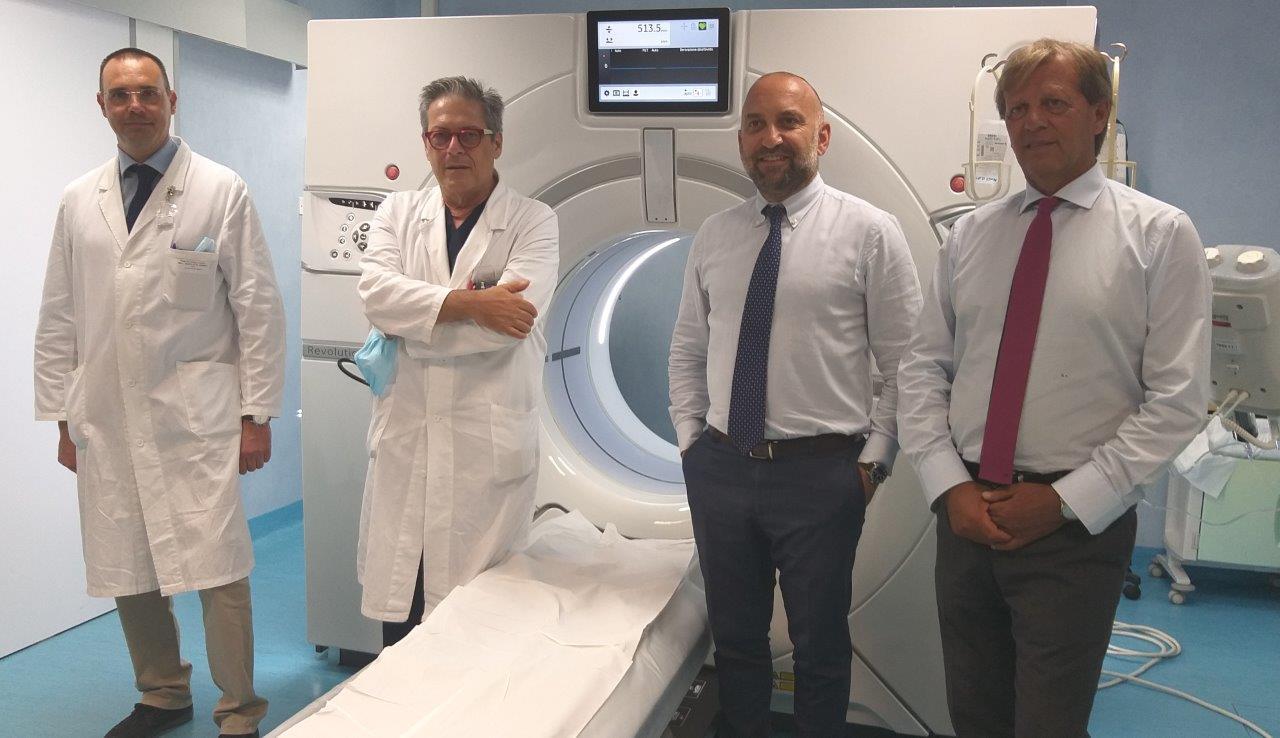 Al Giglio di Cefalù innovativo sistema di cardio-radiologia
