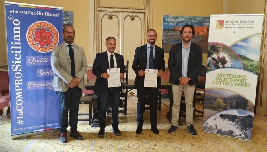 """Il Parco delle Madonie aderisce al progetto """"Io compro siciliano"""""""