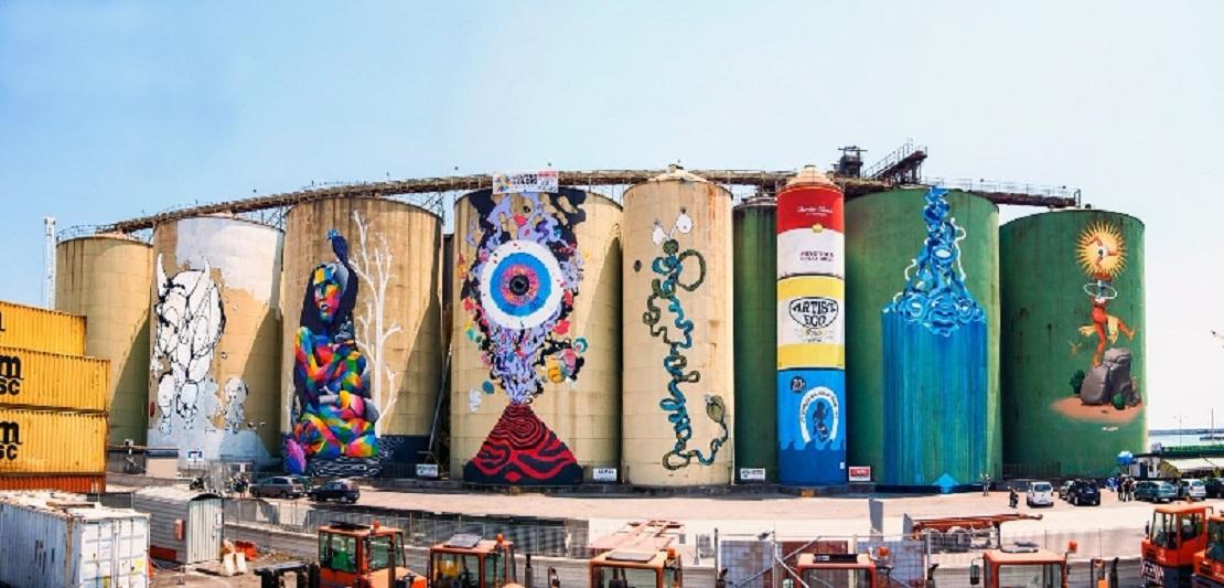 """""""I ART Madonie"""", via alla selezione di aree urbaneper realizzare 400 opere d'arte"""