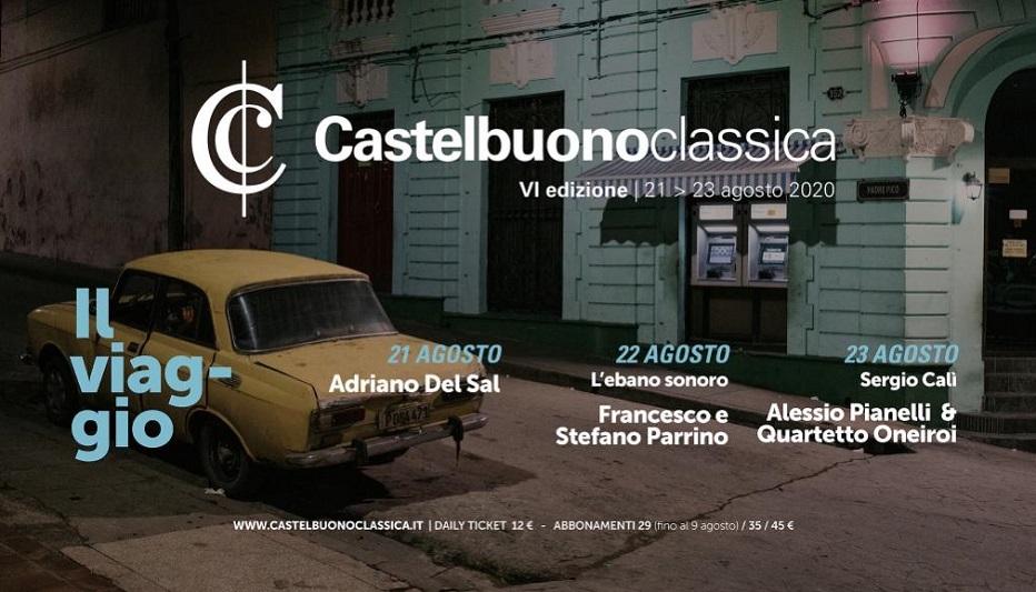 Torna Castelbuono classica: nel borgo madonita tre giorni di grande musica