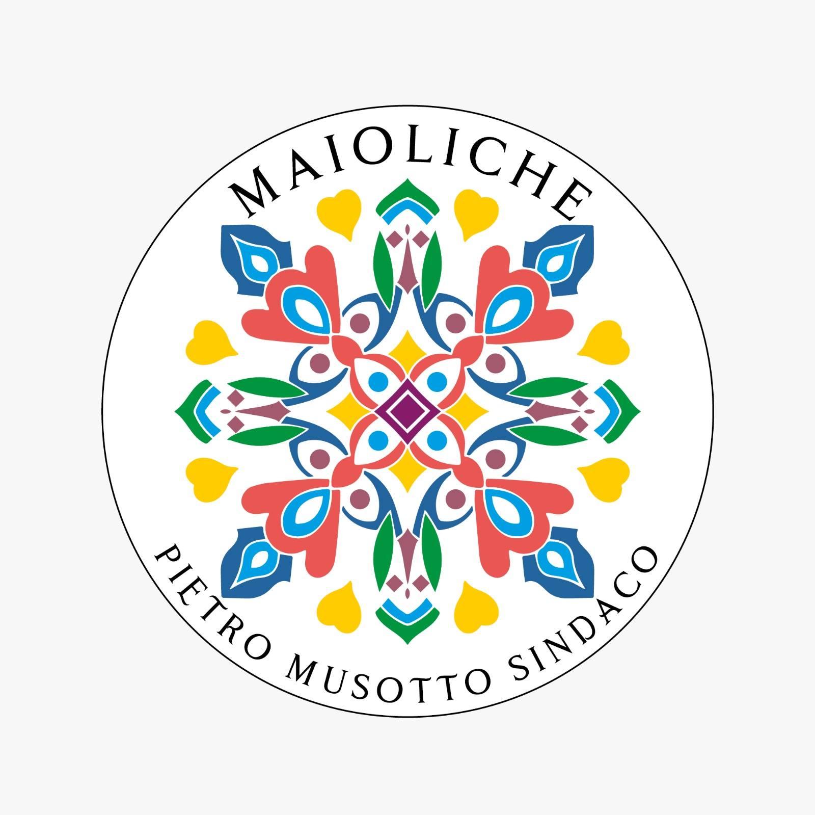 Pollina, presentato il logo della lista civica Maioliche con Musotto Sindaco