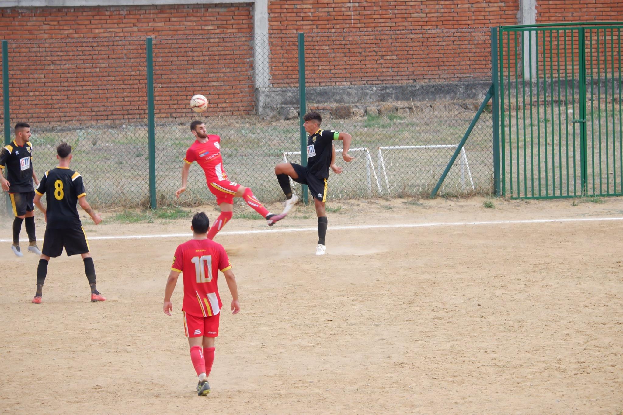 Coppa Italia, buona la prima per il Gangi corsaro a Castelbuono