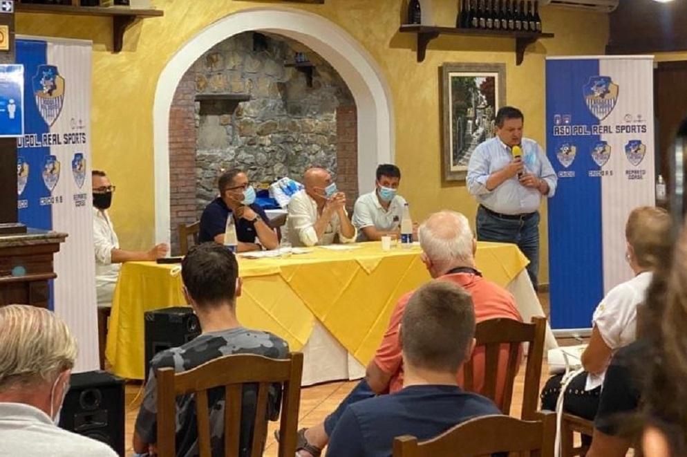 Nasce una nuova polisportiva: presentata l'Asd Real Sports Cefalù