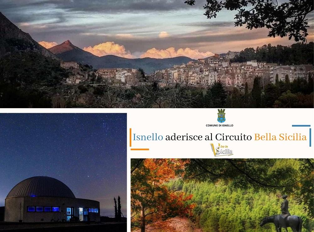 """Il Comune di Isnello entra nel circuito turistico """"Bella Sicilia"""""""