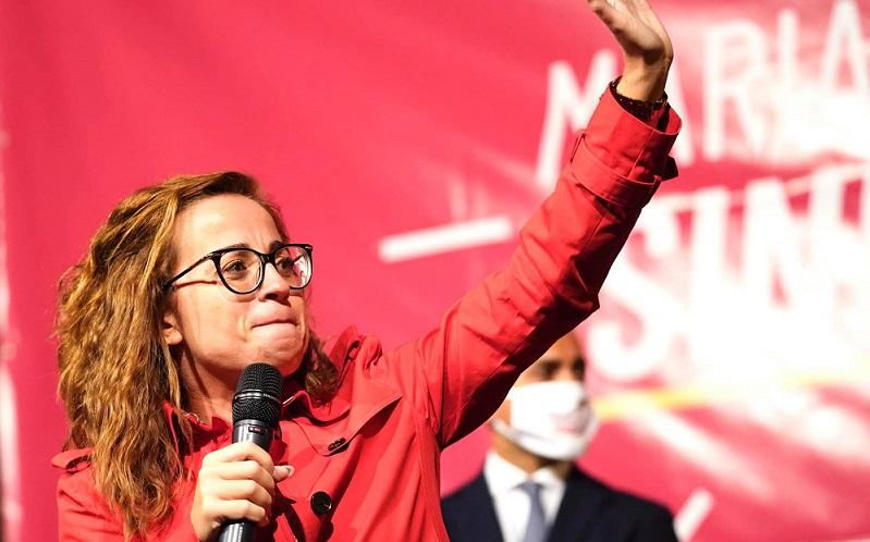 Maria Terranova è il nuovo sindaco di Termini Imerese