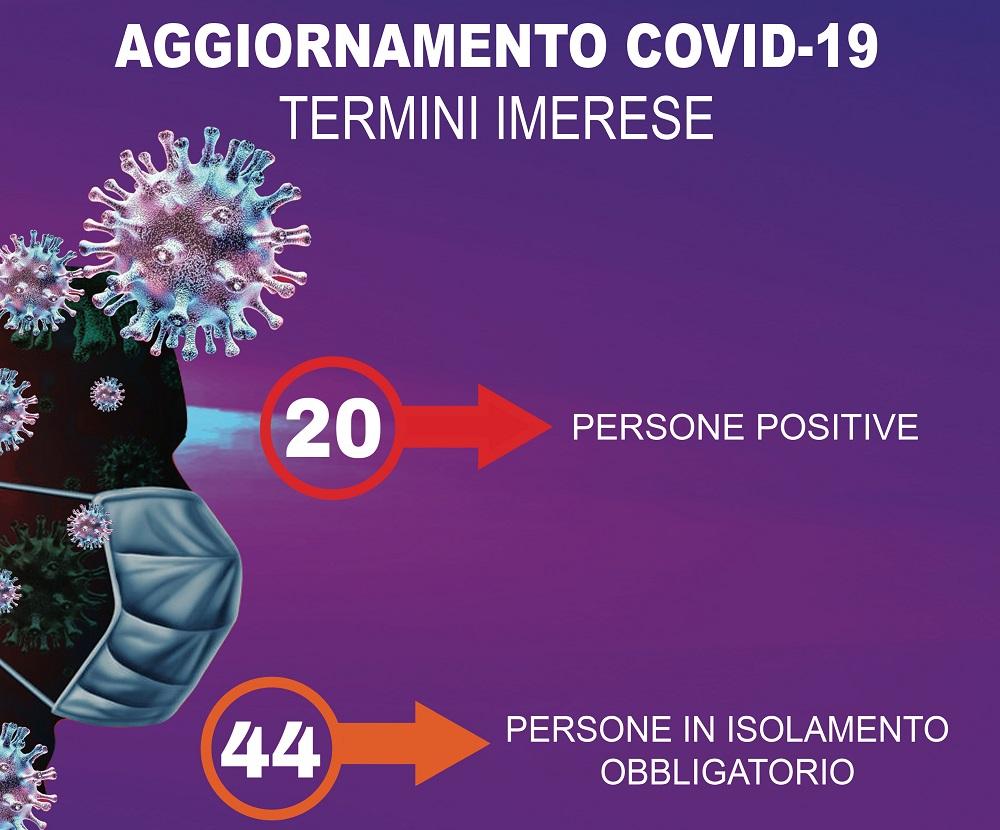 Coronavirus, a Termini 64 sono in isolamento: ben 20 i positivi