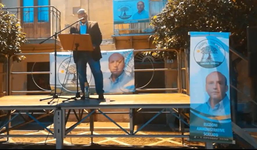 Gil Cortina è il nuovo sindaco di Scillato