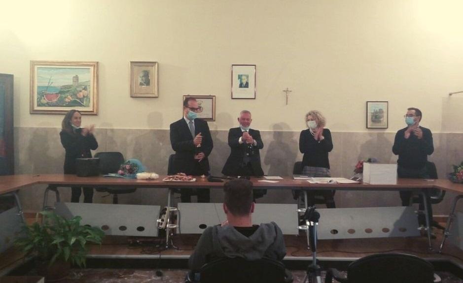 Pollina, si insedia il Consiglio comunale: Giuseppe Sarrica è il presidente
